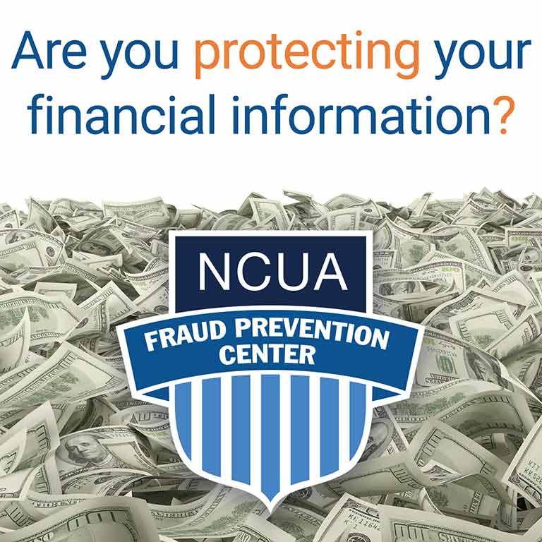 Are you protecting your financial information?